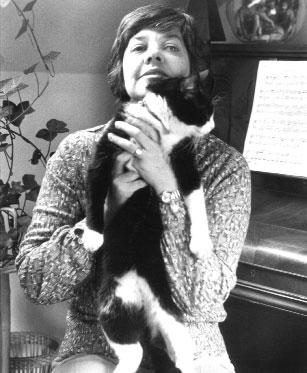 María Elena Walsh 1971