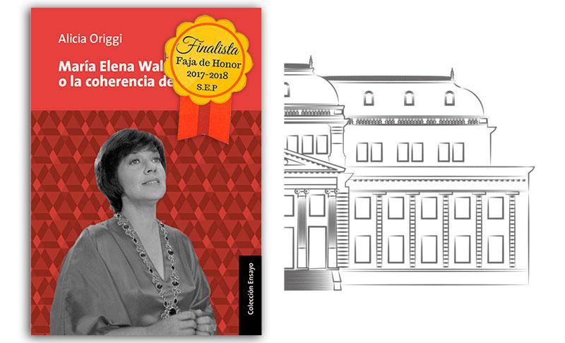 Premio ensayo a Alicia Orrigi