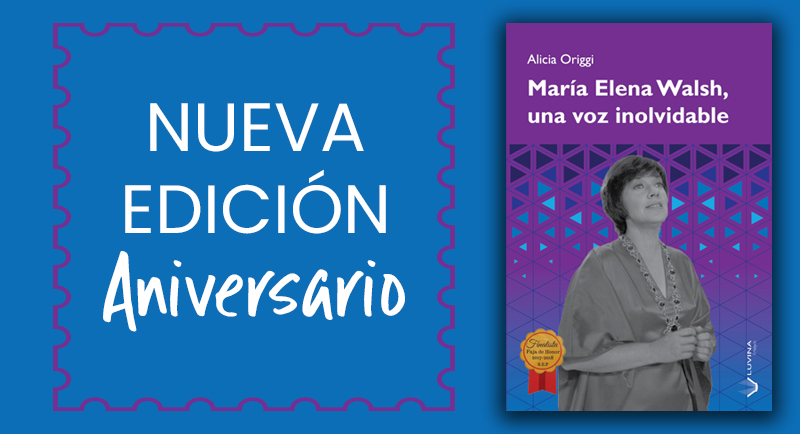María Elena Walsh una voz inolvidable