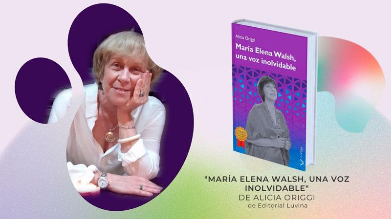 libro Alicia Origgi
